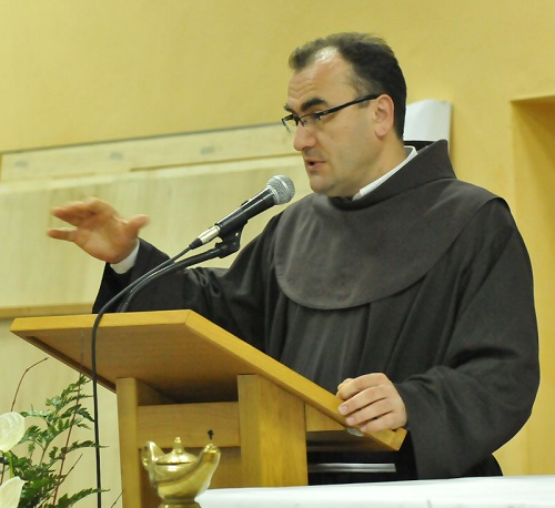 Letter from Fr. Marinko Šakota