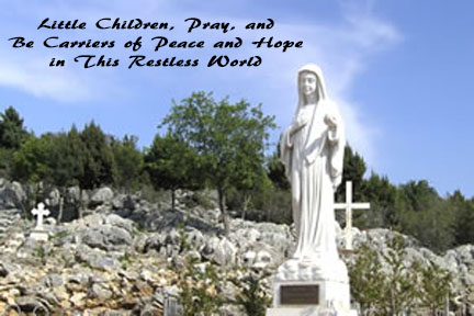 Medjugorje Message November 25, 2015