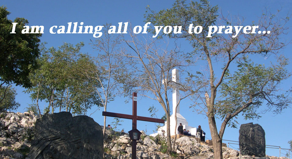 Medjugorje Message January 25, 2016