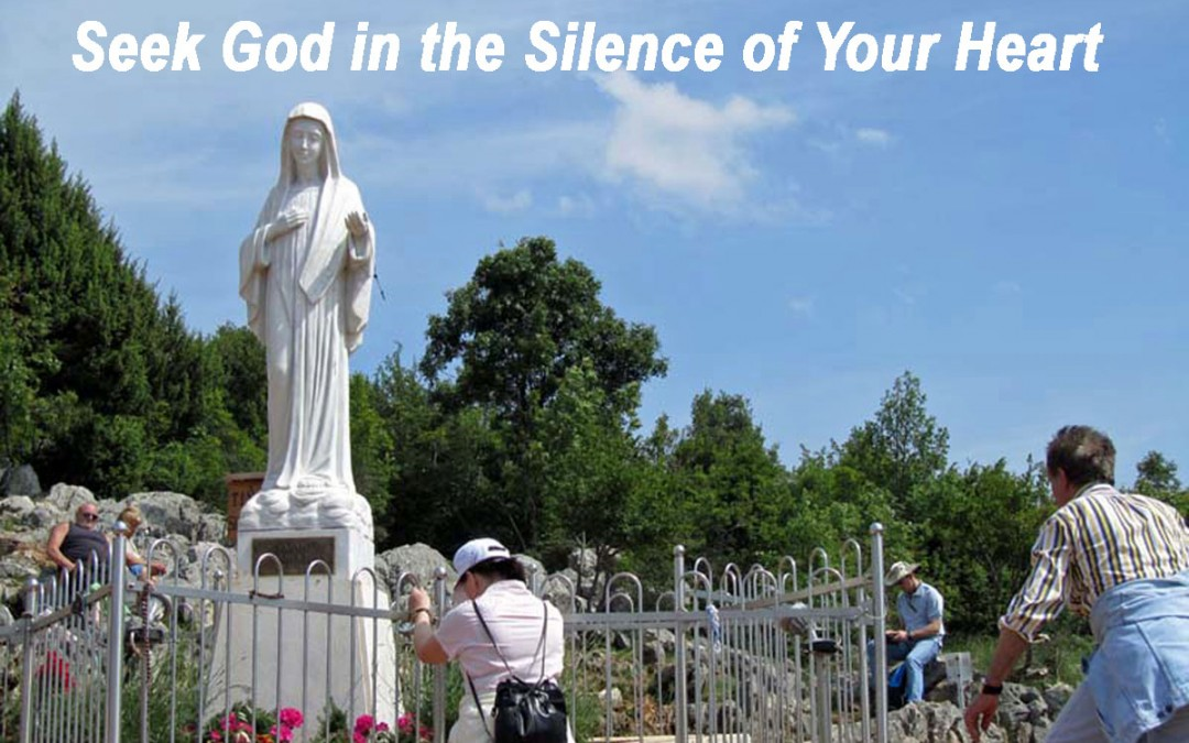 Medjugorje Message July 25, 2016