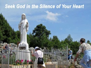 Seek God in the Silence of Your Heart