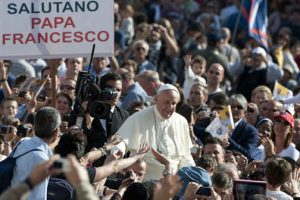 Holy Father's Prayer Intentions Sept 2016