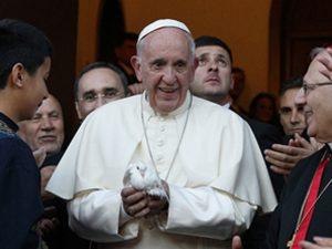 Pope Francis in Georgia