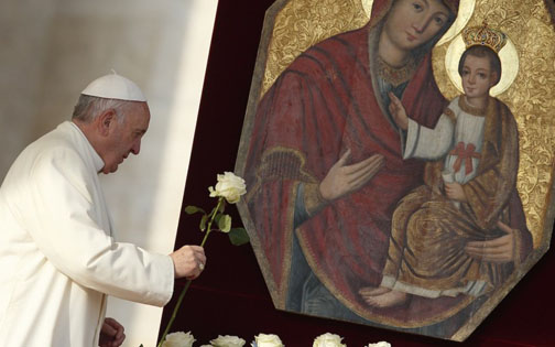HOLY FATHER'S PRAYER INTENTIONS for November 2016