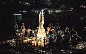 Our Lady at Night