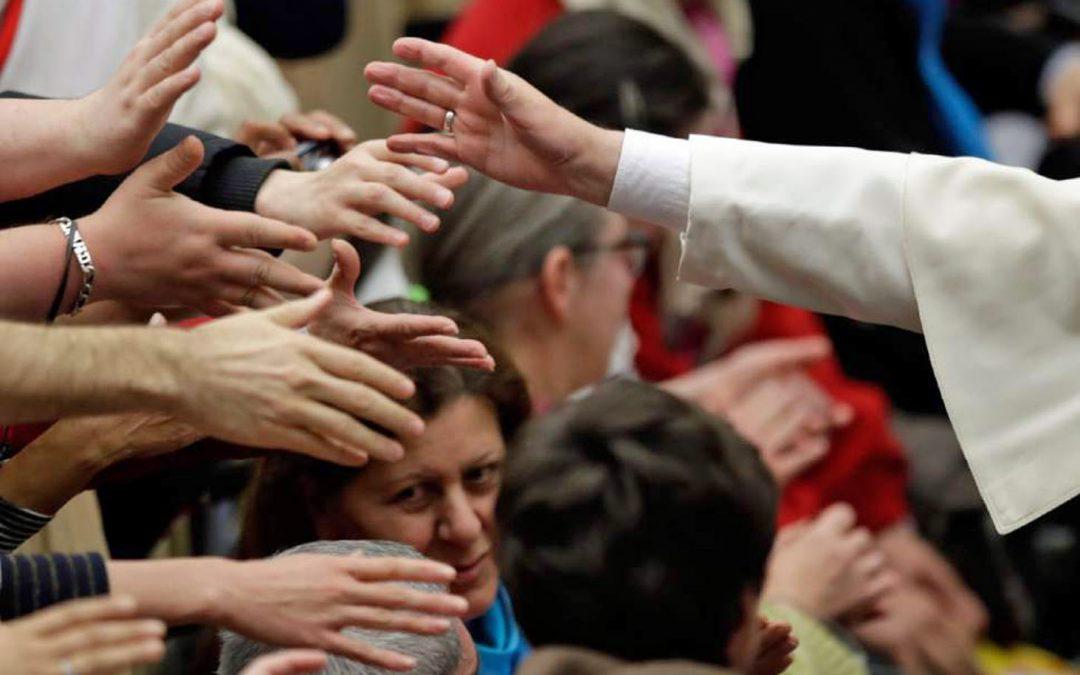 THE POPE'S URGENT PRAYER INTENTION