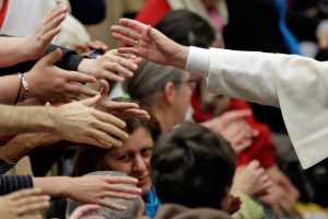 Pope Francis to the Homeless