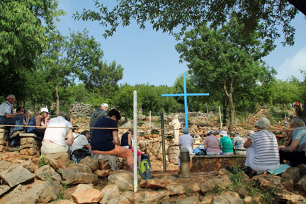 MEDJUGORJE MESSAGE July 25th