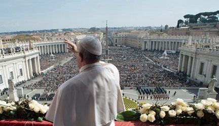 THE POPE'S PRAYER INTENTION for September 2017