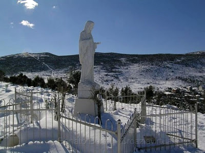 MEDJUGORJE MESSAGE December 25th