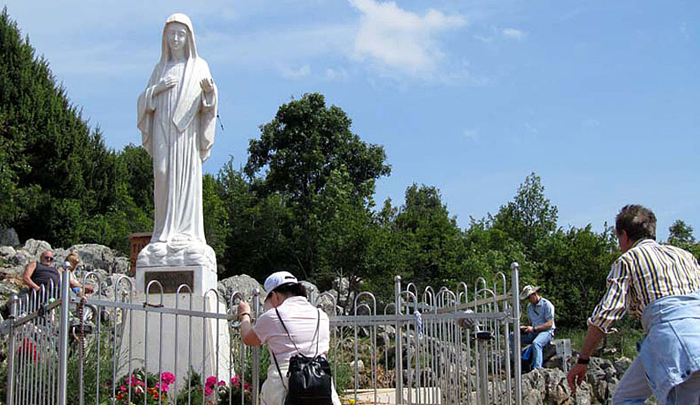 MEDJUGORJE MESSAGE May 25th