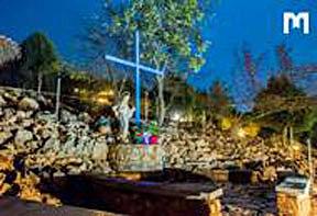 Medjugorje The Blue Cross
