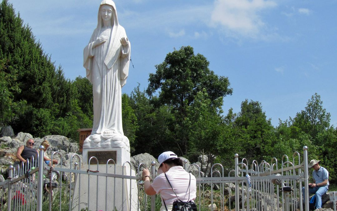 OUR LADY'S MESSAGE TO MARIJA MARCH 25, 2021
