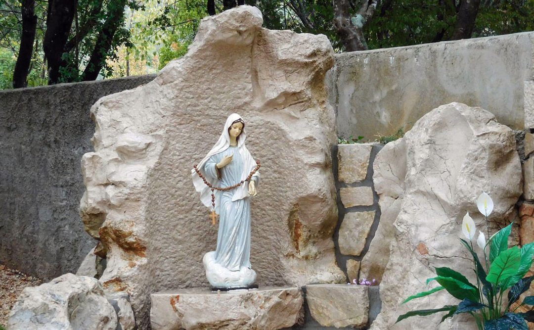 OUR LADY'S MESSAGE TO MARIJA JULY 25, 2021
